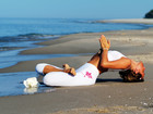 Lotus Yoga-Leggings