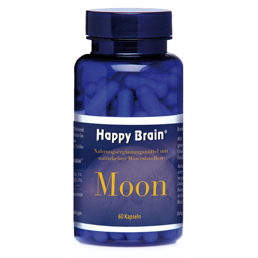 Happy Brain Moon Kapseln
