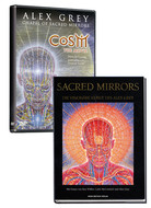 Sacred Mirrors Set, Buch u.DVD