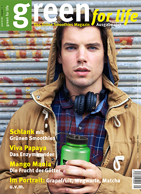 Green for Life Magazin